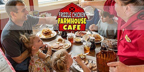 WCI The Frizzle Chicken