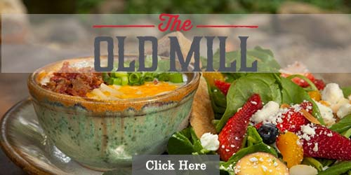 Old Mill Pottery House Cafe and Grille