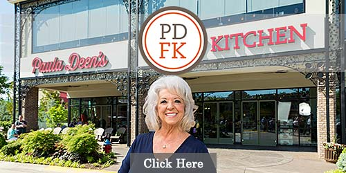 Paula Deen's Family Kitchen at The Island in Pigeon Forge