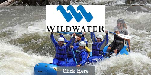 Rafting at Wildwater Adventure Center